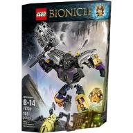 Lego Bionicle Onua - władca ziemi