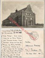 Wolsztyn, Hala gimnastyczna, poczta polowa, 1944
