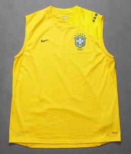NIKE BRAZIL BRAZYLIA KOSZULKA BEZRĘKAWNIK r.XL 188