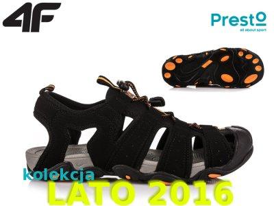 SANDAŁY TREKKINGOWE buty męskie SAM004 4F
