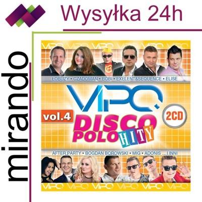 VIPO DISCO POLO HITY VOL.4 - 2CD