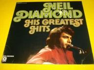 Neil Diamond- His 12 Greatest Hits-- Super stan