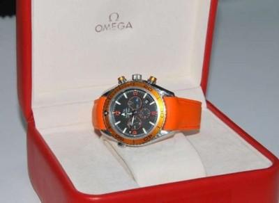 Omega Seamaster Planet Ocean Chronograph - DOK/BOX