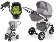 ADAMEX BARLETTA DREAM 4w1 +KIDDY EVOLUNA iSIZE