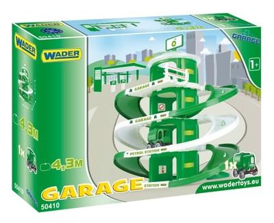 Garaż 4 Poziomowy Stacja Paliw BP Wader 50410 W-WA
