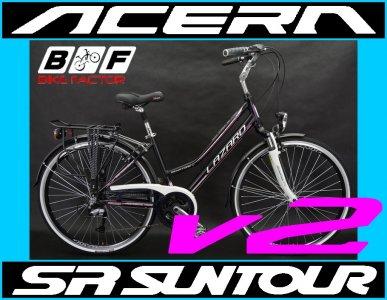 MOCNA TREK SENATORE V2 LADY / 2xACERA / SR-SUNTOUR