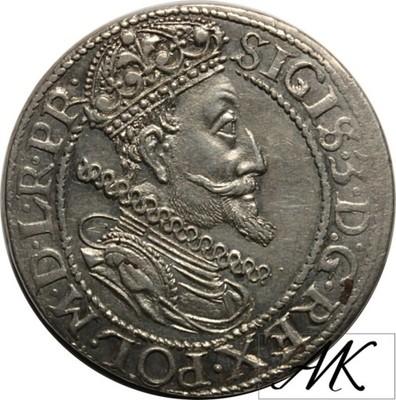 krasowiak_pl Ort 1615 Zygmunt III Waza Gdańsk
