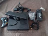 XBOX 360 250GB + PAD + KINECT + 43 GRY