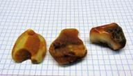 Bursztyn bałtycki.Waga:17 gramów. 33