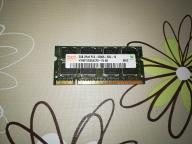 Pamięć 2GB DDR2 do laptopa SODIMM 5300s 667MHz