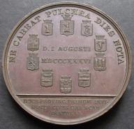 Stary Medal 1836 sygnowany (471)