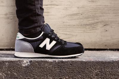 new balance u420 czarne