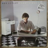 DON HENLEY I CAN'T STAND STILL LP 1982 UK EAGLES