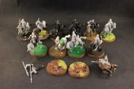 LOTR Knights of Minas Tirith 10 figurek n2858