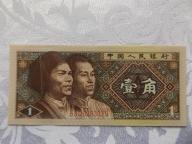 CHINY 1  JIAO 1980 r.  STAN UNC !