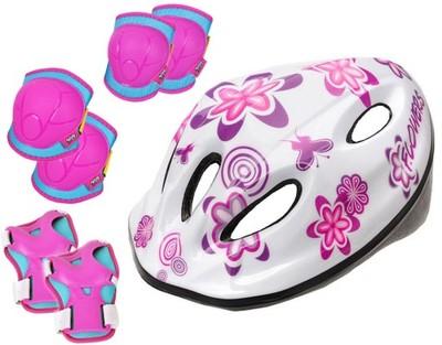 Kask Ochraniacze Na Rolki Rower Dla Dzieci Rm 6719932511