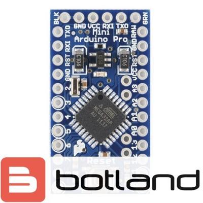 Arduino Pro Mini 328 - 3.3V/8MHz - oryginalny