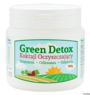 GREEN DETOX 180g - młody jęczmień, oczyszczanie