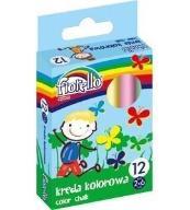 Kreda kolorowa 12 kolorów FIORELLO