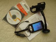 Palmptop Mio P550 GPS,Karta SD 2Gb