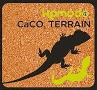 Komodo CaCo3 Sand - Terracotta 4kg