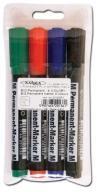 Marker Permanentny M 4 kolory