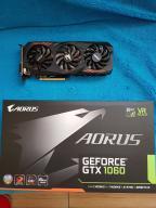 AORUS GeForce GTX 1060 6GB (rev. 2.0) GWAR 34msc
