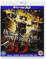 Resident Evil Afterlife 3D (Blu-ray 3D) [2011] [Re