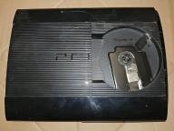 Konsola PS3 uszkodzona na części CECH-4004A