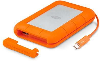LACIE Rugged Thunderbolt SSD 1TB 2,5'' LAC9000602