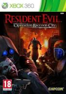 RESIDENT EVIL OPERATION RACCOON CITY XBOX 360 PL