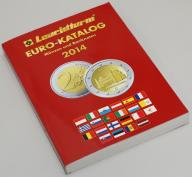 9055. Katalog EURO 2014 / Leuchtturm