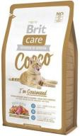 Brit Care Cat New Cocco I'm Gourmand Duck & Sa