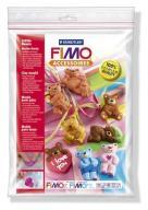 %% FIMO forma do masa plast ciasta MISIE ozdoby
