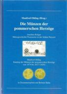 Olding. Die Munzen der pommerischen Herzoge 2016