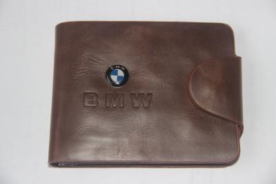 dc0a4aa2d2fb8 BMW lub AUDI logowany skórzany portfel męski - 5088287047 ...