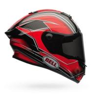 KASK BELL RACE STAR TRITON RED XS  CARBON 3K FLEX