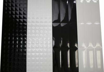 Płytki ścienne Pikowane łazienka 20x60 Mozaika 3d