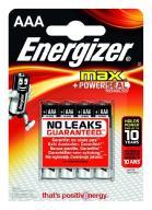 Bateria Max Alkaliczna LR03 AAA E91 4 szt. blister