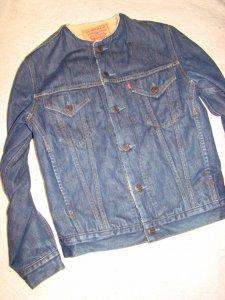5bded607a7244 LEVIS 36 S jeansowa katana na baranku ZIMA - 6578706819 - oficjalne ...