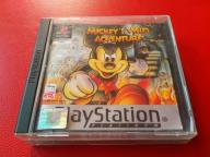 mickey's wild adventure  psx ps1 ps2 3xA