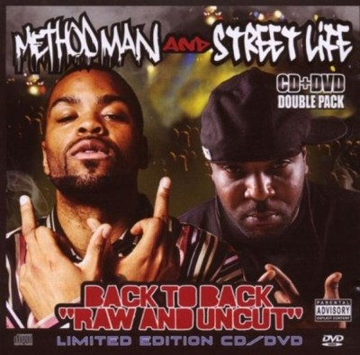 Method Man Back to Back Raw and Uncut