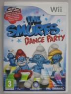THE SMURFS DANCE PARTY Wii SKLEP GWARANCJA BDB!