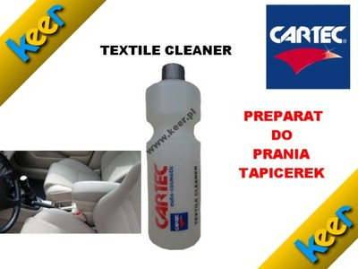 CARTEC TEXTILE CLEANER 1 L DO PRANIA TAPICEREK