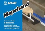 MAPEI MAPEBAND 1mb FIZELINA włóknina taśma