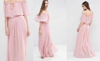 C1f501 3d Asos Sukienka Hiszpanka Na Wesele Roz 46 7034851380 Oficjalne Archiwum Allegro