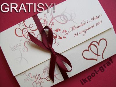 Zaproszenia Urodziny Rocznica Jubileusz ślub 5780149541