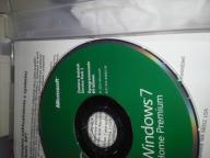 Windows 7 Home Premium 32 /64 bit