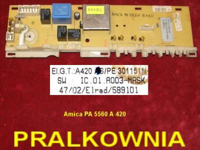 AMICA PA 5560 A 420 - Moduł sterujący