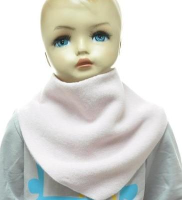BROEL POLAR chustka dziewczęca pink